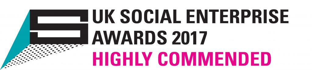 UK social enterprise awards 2017 Logo