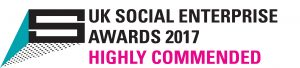 UK social Enterprise awards 2017