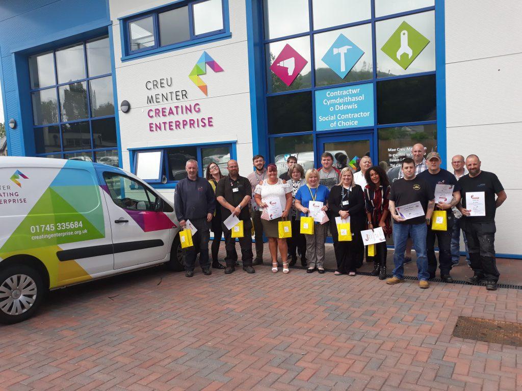 Creating Enterprise Volunteers