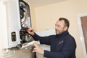 Heat Replacement and Fuel Servicing Team