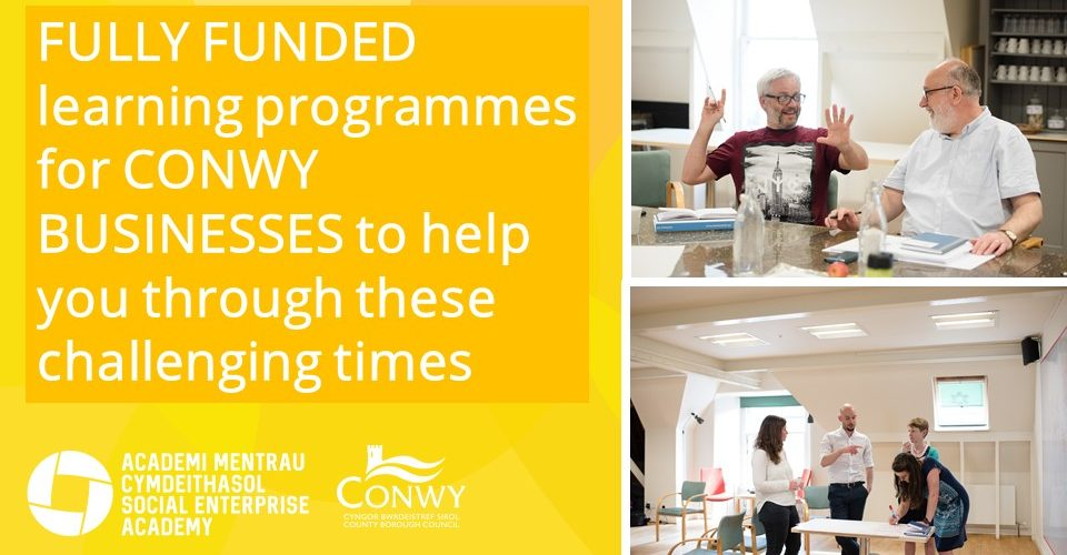 Learning Programmes for Conwy