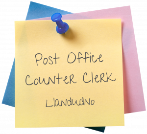 Post Office Counter Clerk