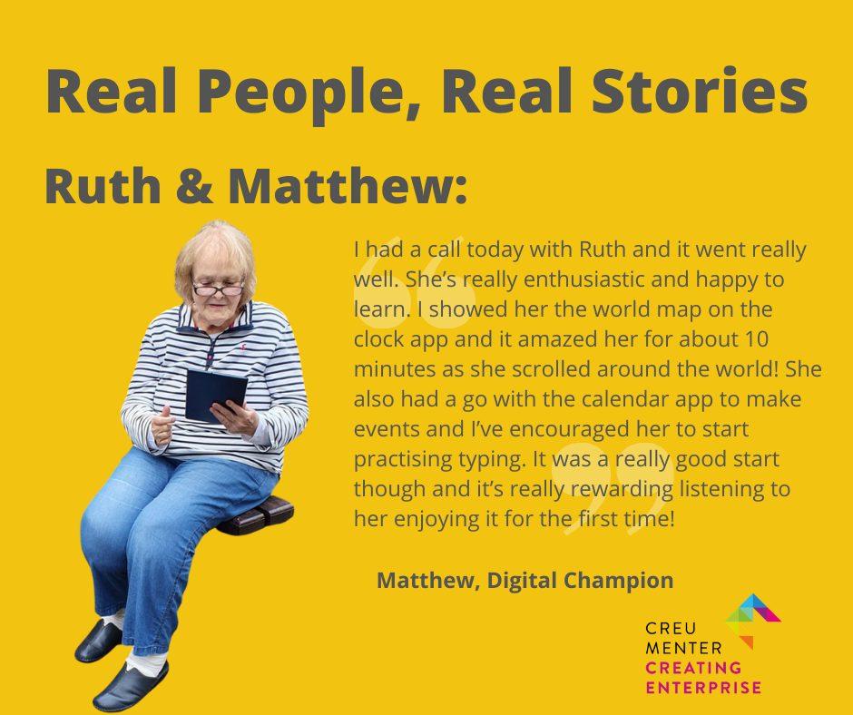 Ruth & Matthew