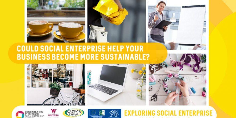 exploring social enterprise
