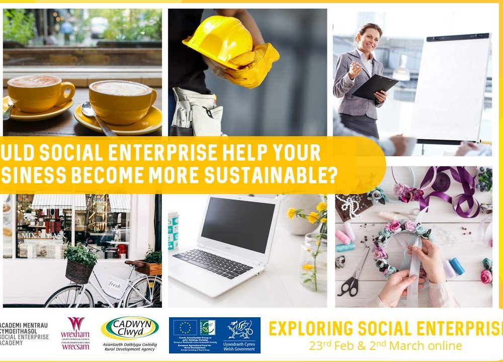 exploring social enterprise