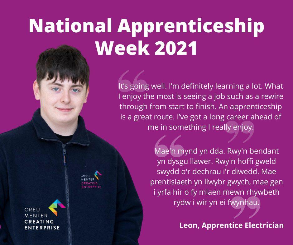 National Apprenticeship Week 2021