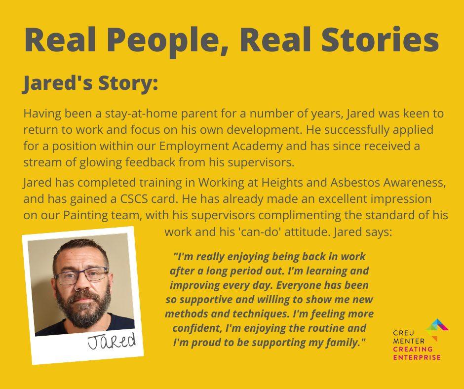 Jared's Story