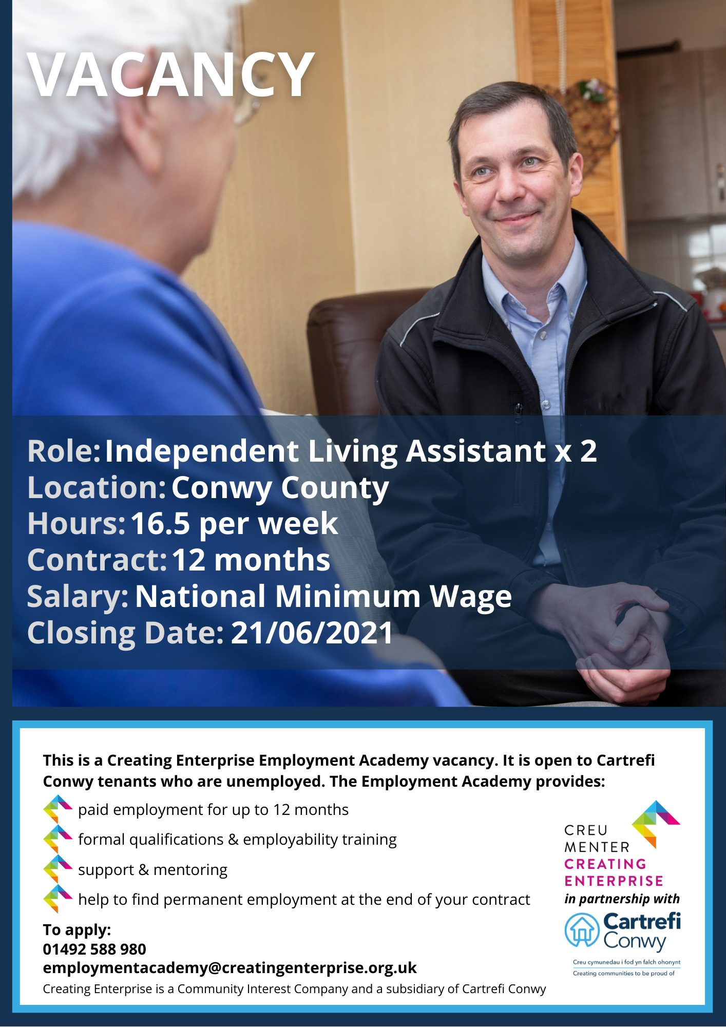 Independent Living Assistant