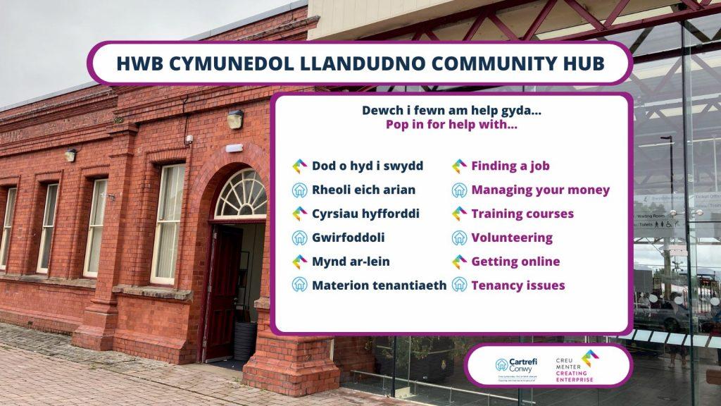 Llandudno Community Hub