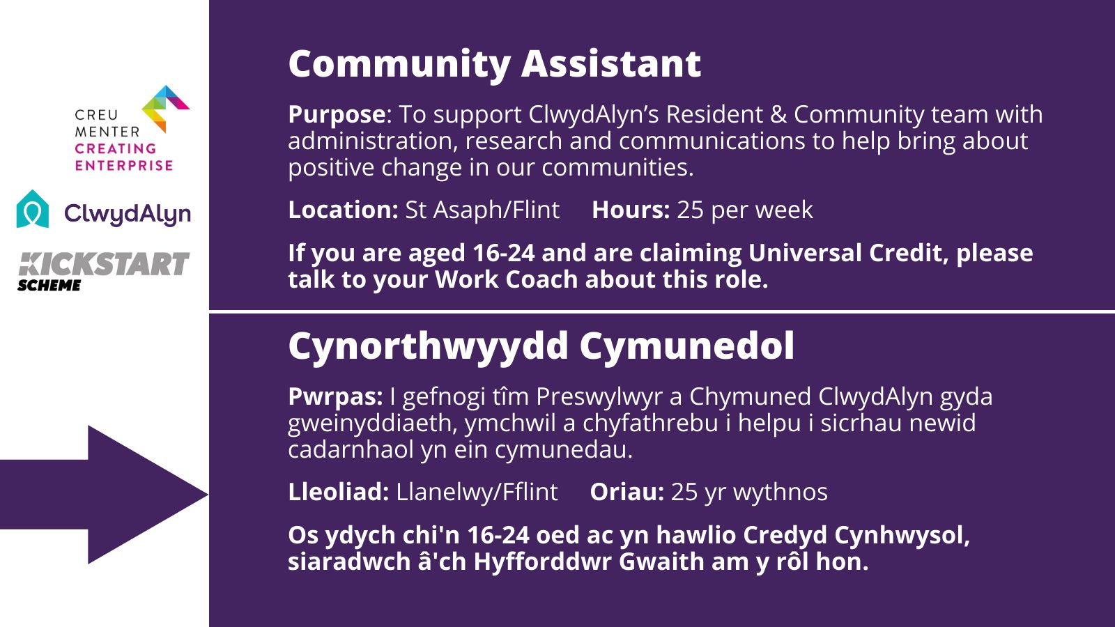 Community Assistant